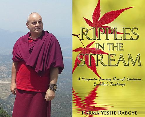 Ripples in-the Stream, Karma Yeshe Rabgye