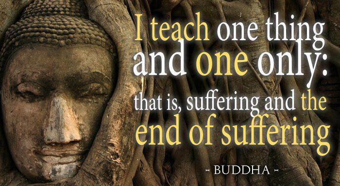 Buddhism Guide   How to reduce your suffering